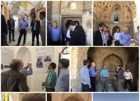 همکاری دستگاه های اجرایی زمینه ساز ثبت جهانی آثار استان سمنان