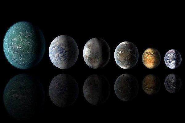 برترین عکس های فضایی هفته، از دنباله دار سبز تا بافتنی ستارگان
