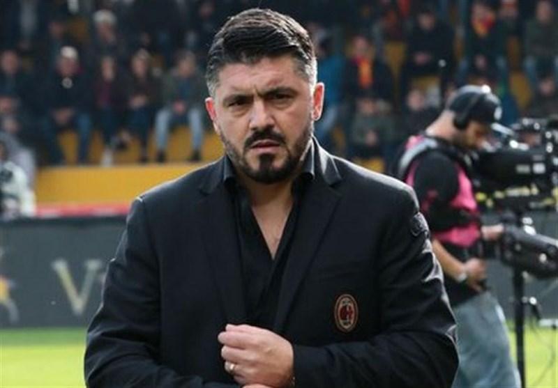 فوتبال دنیا، جنارو گتوسو: هنوز موفق نشده ایم یک 90 دقیقه با ثبات داشته باشیم، در نیمه دوم با ترس و خستگی بازی کردیم