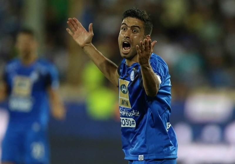 خسرو حیدری: مگر معاون باشگاه بودم که ابراهیمی را نگه دارم؟، رفتن بازیکنان به خاطر دلار نیست